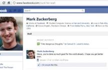 Что на самом деле случилось с фан-страницой Марка Цукерберга?