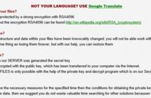 Вирус RSA-4096: как лечить и удалить