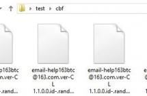 email-iizomer@aol.com — как расшифровать файлы и удалить вирус