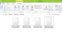 .wallet – удаление и расшифровка файлов