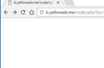 Удаление рекламных вкладок Yellowads из вашего браузера